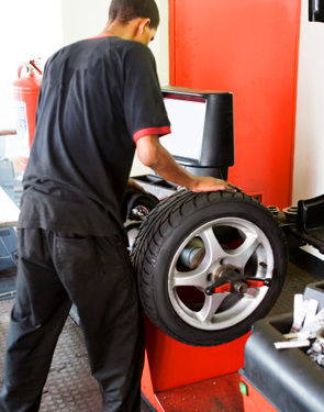 Tire Rotation & Balance | Killeen, TX
